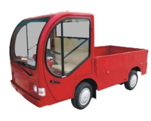 CitEcar Electro Industrial Buddy 2 Passenger Utility Truck Standard