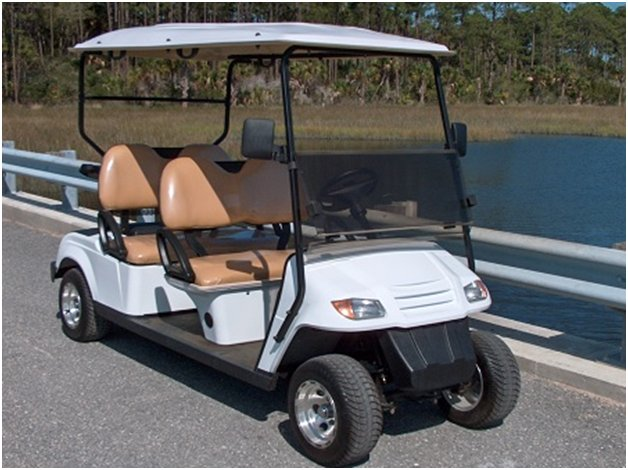 CitEcar 4 Passenger Golf Cart (Forward Facing)